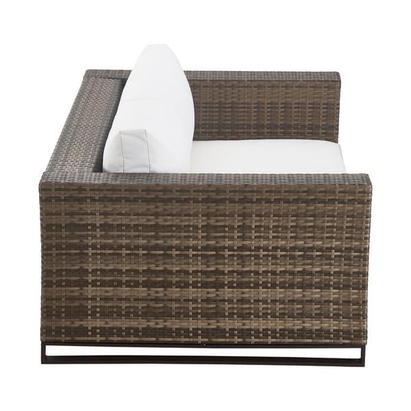 Superb Shop Tommy Hilfiger Oceanside Coastal Grey Wicker Outdoor Pabps2019 Chair Design Images Pabps2019Com