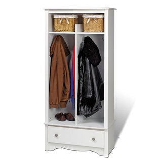 Winslow White Entryway Organizer
