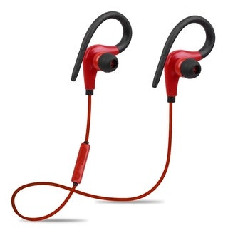 OY3 Bluetooth Sports Headphone (Black and Red)