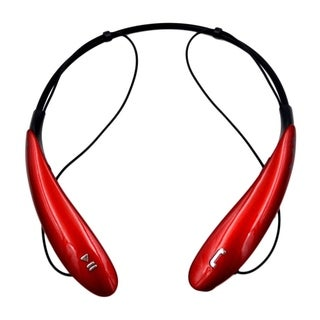 HBS 800 Bluetooth Headset Red