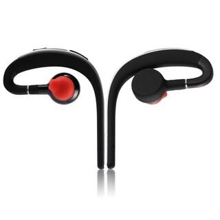 Crescent S3 4.1 Bluetooth Stereo Headphones Black Silver