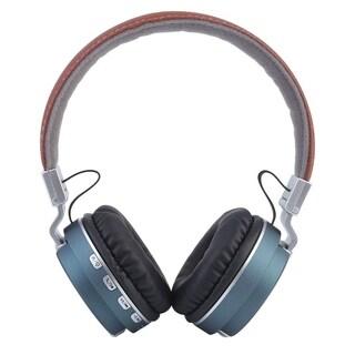 Folding Headphone (BT 008) Blue