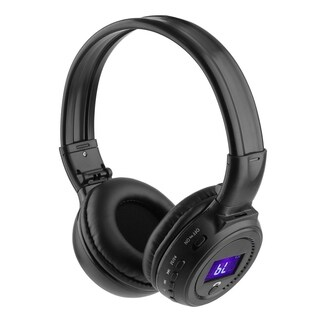 Headset Wireless Headphones N65 Black