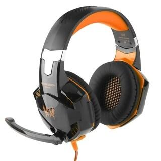 Gaming Gaming Headset Black Orange