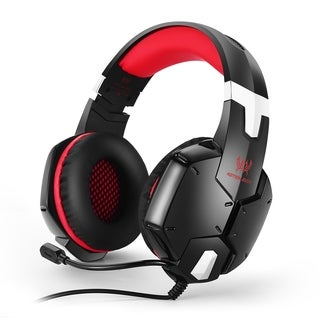 Inzhuo G1200 Gaming Headset Red