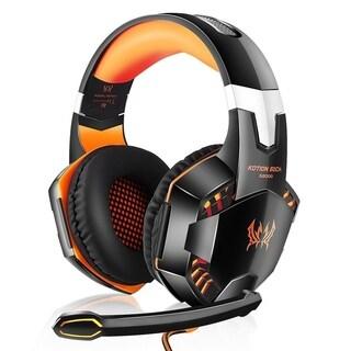 Injoo Gaming Headset G2000 Black Orange