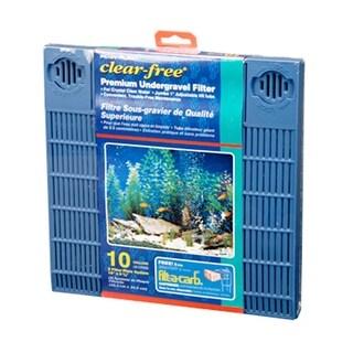 Penn Plax Premium Undergravel Filter - Fits 10 Gallon Aquarium