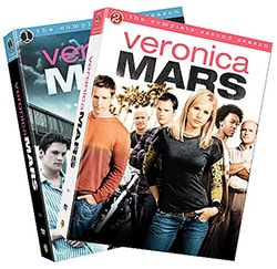 Veronica Mars: The Complete Seasons 1-2 (DVD)