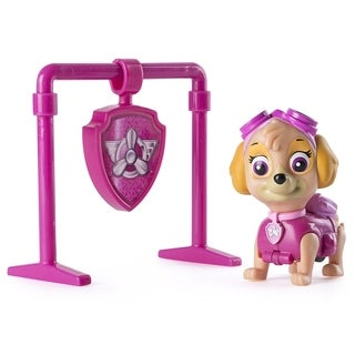 Paw Patrol Action Pup - Pull Back Pup - Skye