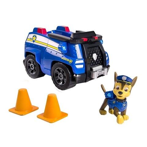 Paw Patrol Basic Vehicle - Chase's Cruiser