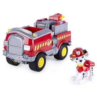 Paw Patrol Basic Vehicle - Firefighter Marshall