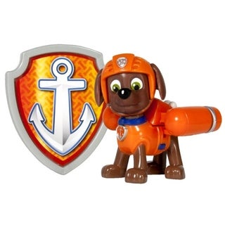 Paw Patrol Action Pup With Badge - Zuma