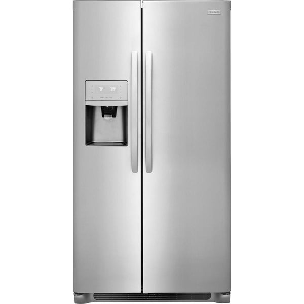 22 6 Cu Ft Side By Side Counter Depth: Shop Frigidaire 22.0 Cu. Ft. Counter-Depth Side-by-Side