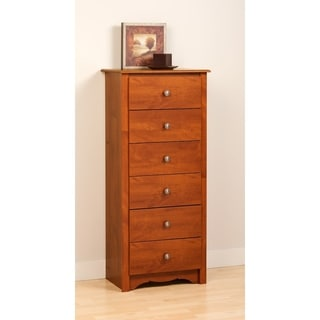 Chelsea Cherry 6-drawer Lingerie Chest