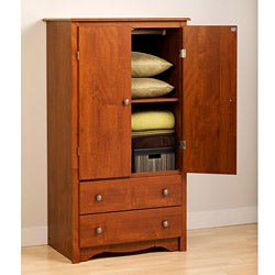 Chelsea Cherry 2-door Armoire