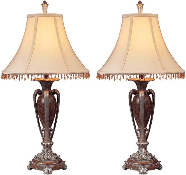 Nero Table Lamp (Set of 2)