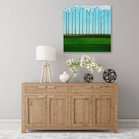 ArtWall Happy Forest  Wood Pallet Art