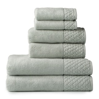 Crowning Touch® Perfect Touch Soft Loft 6-Piece Towel Set