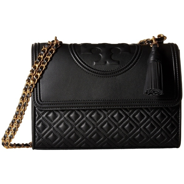 90dbb1ecc89 ... Crossbody   Mini Bags. Tory Burch Fleming Quilted Leather Convertible  Shoulder Bag