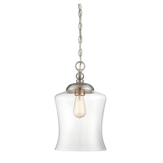 Link to The Gray Barn Lunasa 1-light Mini Pendant - Bronze Finish/Oil Rubbed (As Is Item) Similar Items in As Is