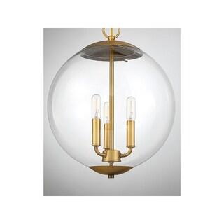 Strick & Bolton Lennox 3-light Pendant