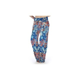 Casual wear pants thick waist line, flared cut (size-XL)