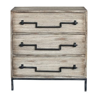 Link to Uttermost Jory Aged Ivory Accent Chest Similar Items in Living Room Furniture
