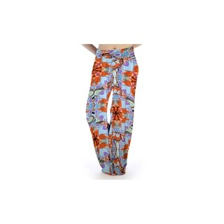 Casual wear pants thick waist line, flared cut (size -2x)