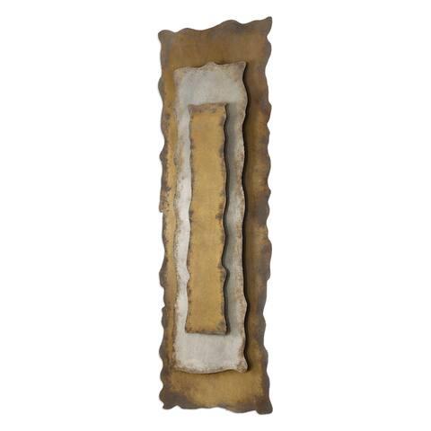 Uttermost Jaymes Antique Bronze Oxidized Panel