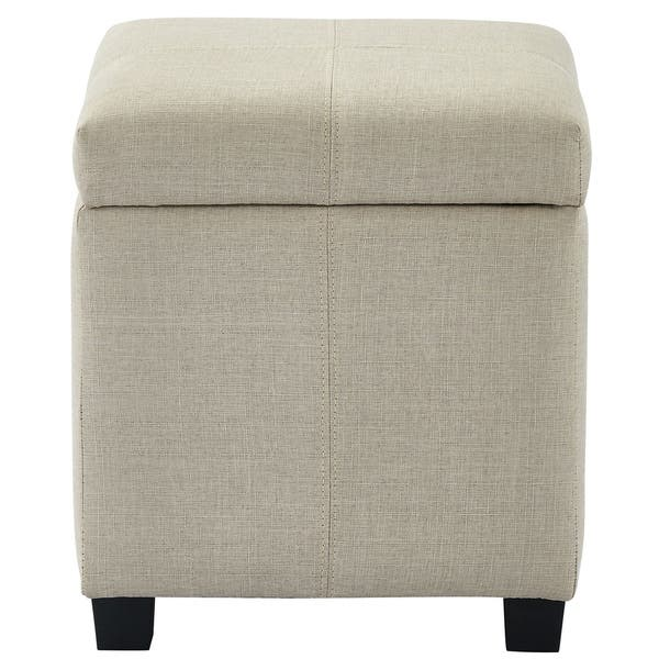 Marvelous Shop Juno Hinged Lid Storage Ottoman On Sale Free Gmtry Best Dining Table And Chair Ideas Images Gmtryco