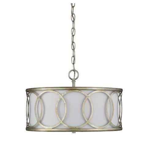 Strick & Bolton Fenger 3-light Pendant