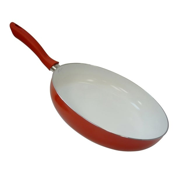 Shop Imusa Imu 22003 11 Inch Ceramic Nonstick Saute Pan