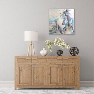 ArtWall Horse 9 Wood Pallet Art
