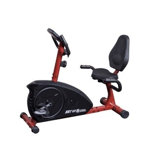 Best Fitness BFRB1 Recumbent Bike - Black/Red