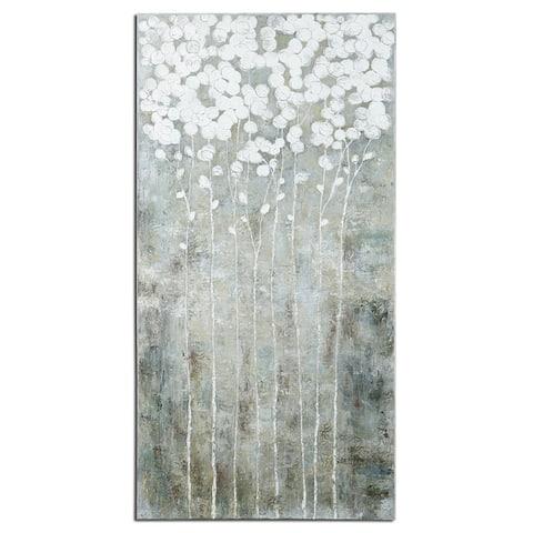 Uttermost Cotton Florals Wall Art - Multi-color