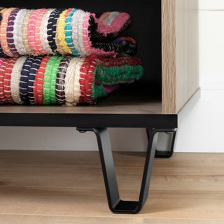 South Shore Fakto 1 Drawer Nightstand