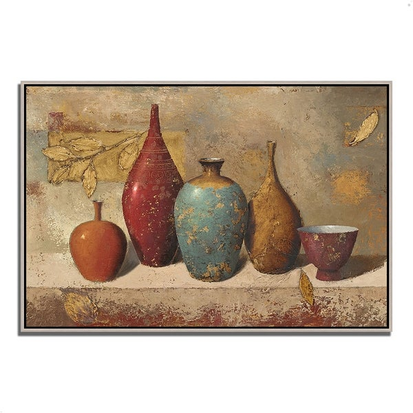 Shop Quot Leaves And Vessels Quot By James Wiens Fine Art Giclee