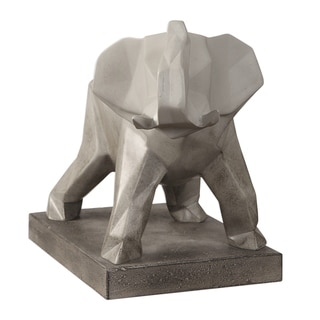 Uttermost Duke Cool Grey Sculpture