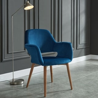 Miranda-Velvet Accent Chair