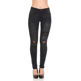 Red Jeans Slim Fit Women's Denim Jeans