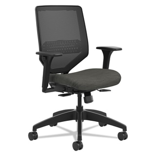 HON Solve Mid-Back Task Chair with Mesh Back and Adjustable Lumbar Support (HSLVTMMKD)