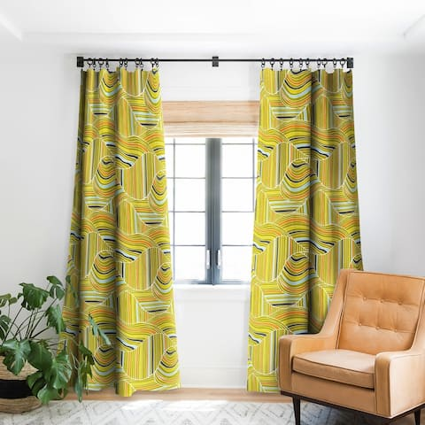 Heather Dutton Dunes Blackout Curtain Panel