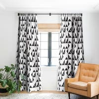Holli Zollinger Pinwheels Blackout Curtain Panel - 50 X 84