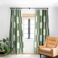 Heather Dutton Lofty Idea Metro Blackout Curtain Panel
