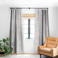 Holli Zollinger Mosaic Scallop Light Blackout Curtain Panel On Sale Overstock 22046548 96 Inches