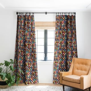 Link to Sharon Turner Festival Diamond Blackout Curtain Panel Similar Items in Curtains & Drapes