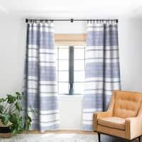 Holli Zollinger Capri Stripes Blackout Curtain Panel - 50 X 84