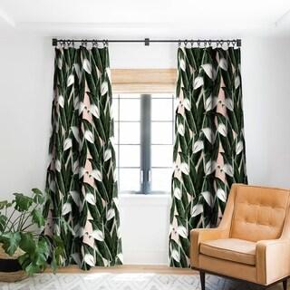 Marta Barragan Camarasa Sweet floral Desert Blackout Curtain Panel