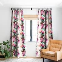 Marta Barragan Camarasa King Proteas Bloom 02 Blackout Curtain Panel - 50 X 84