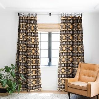 Viviana Gonzalez Watercolor Love 4 Blackout Curtain Panel